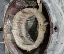 电机绕组挂漆量不足对电机性能有哪些不良影响?