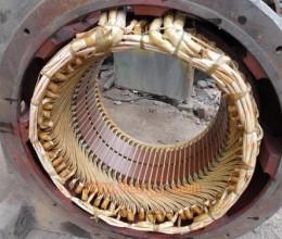 相对低压电机,高压电机绕组用的PT100有何特殊要求?